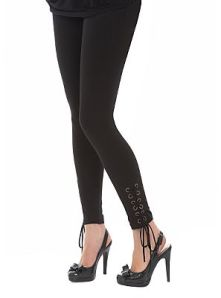 Full Length Leggings With Tie Detail £8.00