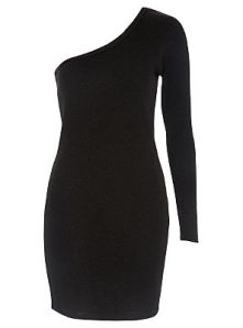 Lurex Shoulder Dress £16.00
