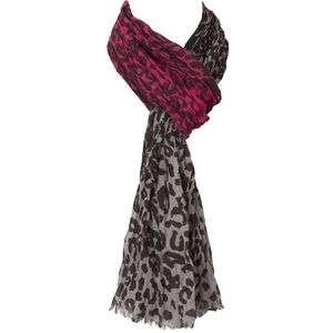 Ombre Leopard Scarf @ Oasis £16.00