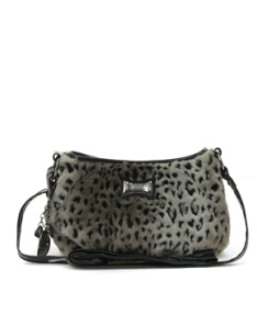 Suzy Smith Leopard Over-Body Bag @ ASOS was £49.00 now £24.00