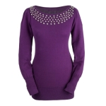 Tesco signature studded tunic