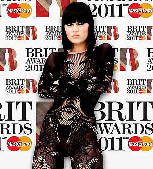 Jessie J is this year's Critics Choice winner at the Brit Awards