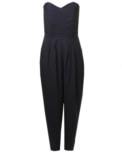 LOVE strapless jumpsuit @ In Love With Fashion £45