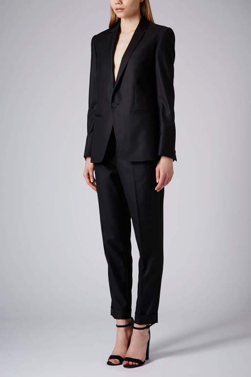 Topshop Tailored Suit Blazer, £65, Topshop.