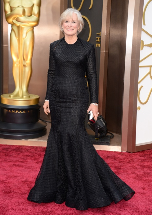 Glenn Close Oscars 2014