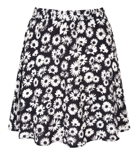 M&S Daisy Print Skirt, Fashion Targets Breast Cancer