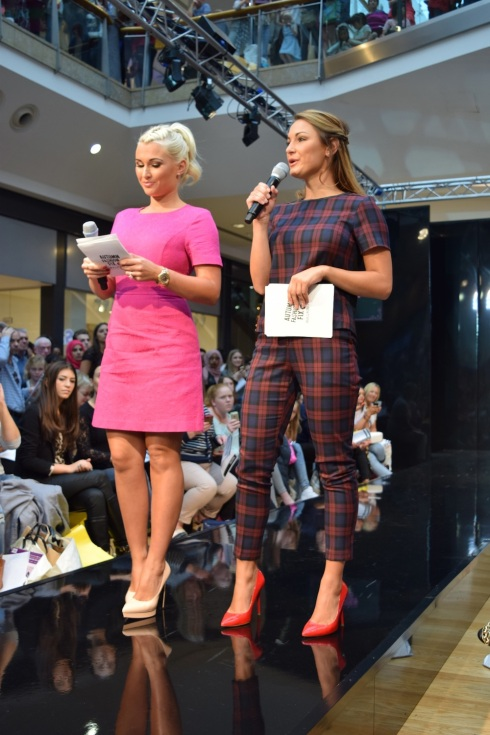 Bille and Sam Faiers