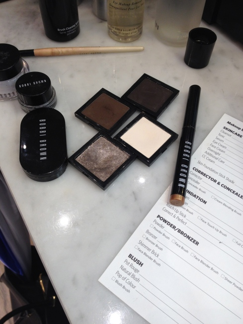 Selfridges Birmingham Bobbi Brown