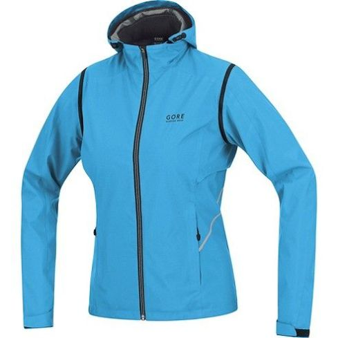 Gore Zip Off Running Jacket