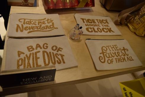Alphabet Makeup Bags