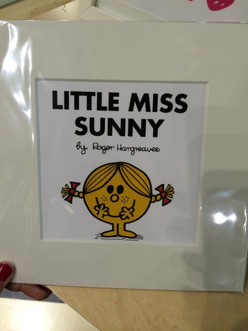 Personalised Mr Men
